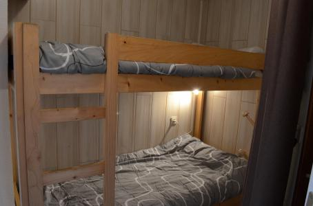 Rent in ski resort 2 room apartment sleeping corner 5 people (1) - Résidence le Bouquetin - les Jonquilles - Châtel - Bunk beds