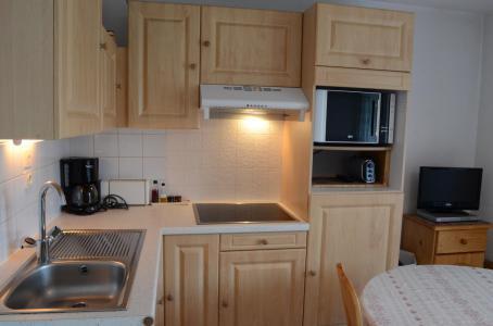Rent in ski resort 2 room apartment sleeping corner 5 people (1) - Résidence le Bouquetin - les Jonquilles - Châtel - Kitchen