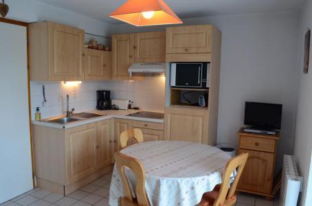 Location au ski Appartement 2 pièces coin montagne 5 personnes (1) - Résidence le Bouquetin - les Jonquilles - Châtel - Séjour