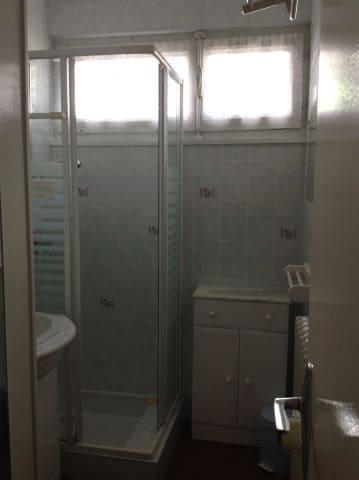Rent in ski resort 2 room apartment 5 people (001) - Résidence le Caribou - Châtel - Shower