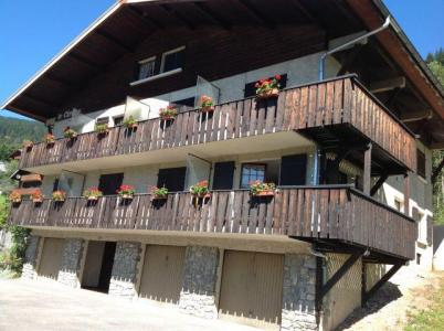 Rent in ski resort 2 room apartment 5 people (001) - Résidence le Caribou - Châtel