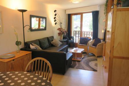 Location au ski Appartement 3 pièces 6 personnes (CR23) - Résidence le Christina - Châtel - Banquette