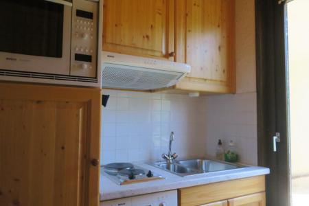 Location au ski Appartement 2 pièces coin montagne 4 personnes (CN13) - Résidence le Corinna - Châtel - Kitchenette