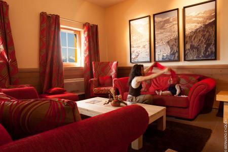 Location au ski Résidence le Grand Lodge - Châtel - Réception