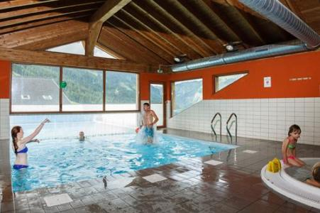 Location au ski Residence Le Grand Lodge - Chatel - Piscine