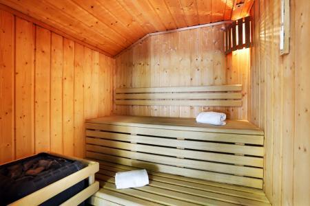 Location au ski Résidence le Grand Lodge - Châtel - Sauna