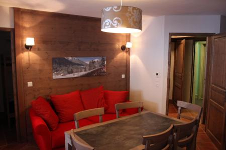 Location au ski Résidence le Grand Lodge - Châtel - Séjour