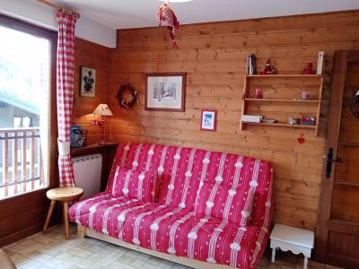 Location au ski Appartement 2 pièces 4 personnes (JR9) - Résidence le Joran - Châtel - Canapé-lit