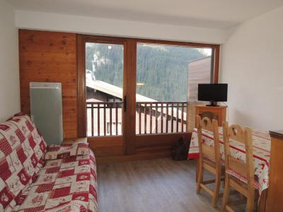 Location au ski Appartement 2 pièces coin montagne 4 personnes - Résidence le Joran - Châtel - Séjour