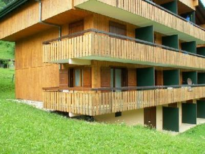 Rent in ski resort Résidence le Linga - Châtel