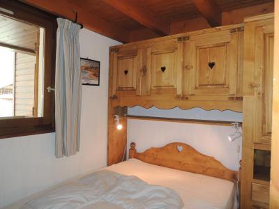 Location au ski Appartement duplex 3 pièces coin montagne 8 personnes (A23) - Résidence le Mermy - Châtel - Chambre