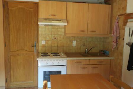 Location au ski Appartement duplex 3 pièces coin montagne 8 personnes (A23) - Résidence le Mermy - Châtel - Cuisine