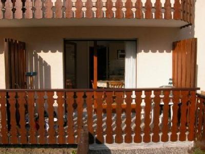 Location au ski Studio coin montagne 3 personnes (4) - Résidence le Mouflon - les Jonquilles - Châtel - Appartement