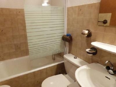 Rent in ski resort 2 room apartment 4 people (156) - Résidence le Moulin - Châtel - Bath-tub