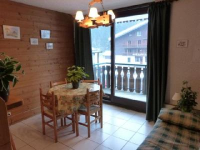 Rent in ski resort 2 room apartment 4 people (156) - Résidence le Moulin - Châtel - Table