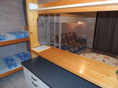 Rent in ski resort Studio sleeping corner 3 people (180) - Résidence le Moulin - Châtel - Apartment