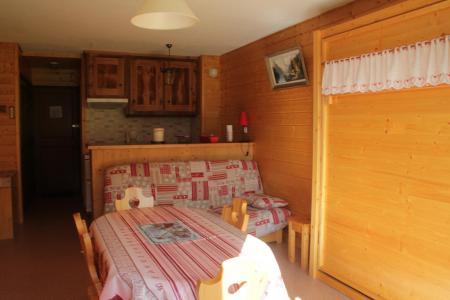 Location au ski Studio 4 personnes - Résidence le Sylvia - Châtel - Séjour