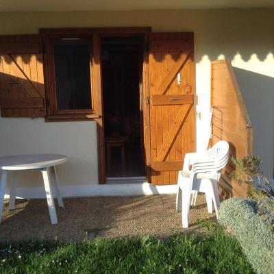 Rent in ski resort Studio sleeping corner 4 people (27B) - Résidence le Terroit - Châtel - Apartment