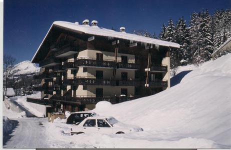 Vacances en montagne Résidence le Yéti - Châtel - Extérieur hiver