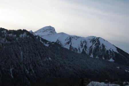 Location au ski Appartement 2 pièces coin montagne 6 personnes (B6) - Résidence le Yéti - Châtel - Extérieur hiver