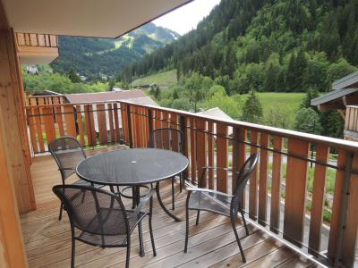 Rent in ski resort 3 room apartment sleeping corner 6 people (A14) - Résidence les 4 Eléments - Châtel