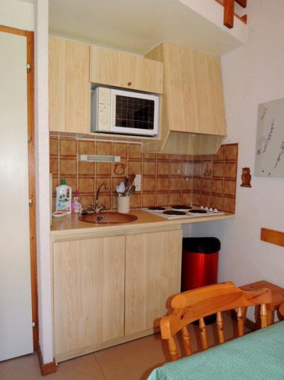 Location au ski Appartement duplex 2 pièces coin montagne 6 personnes (31) - Residence Les Campanules - Chatel - Kitchenette