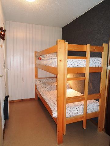 Location au ski Studio coin montagne 4 personnes (1) - Residence Les Campanules - Chatel - Chambre