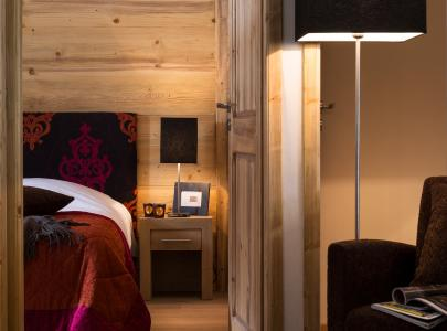 Location au ski Résidence les Chalets d'Angèle - Châtel - Chambre