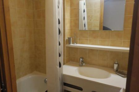 Location au ski Appartement 2 pièces 5 personnes (B24) - Résidence les Chalets de Perthuis - Châtel - Salle d'eau