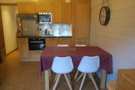 Location au ski Appartement 2 pièces 5 personnes (B24) - Résidence les Chalets de Perthuis - Châtel - Table