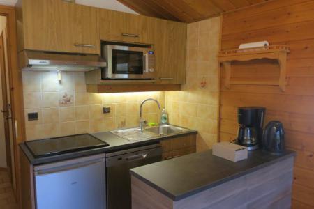 Location au ski Appartement 2 pièces 6 personnes (A18) - Résidence les Chalets de Perthuis - Châtel - Kitchenette