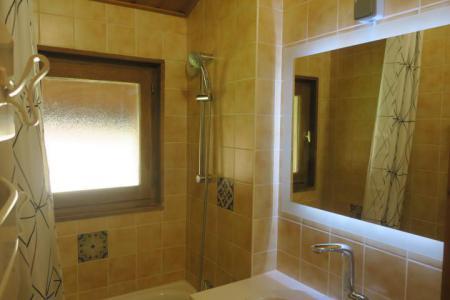 Location au ski Appartement 2 pièces 6 personnes (A18) - Résidence les Chalets de Perthuis - Châtel - Salle de bains