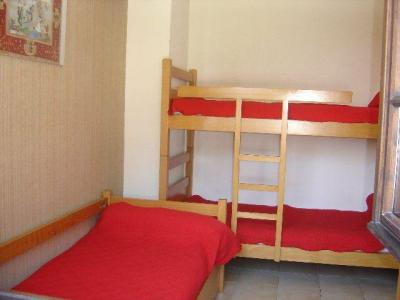 Rent in ski resort 2 room apartment 5 people (A) - Résidence les Covillets - Châtel - Bunk beds