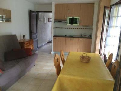 Location au ski Appartement 2 pièces 5 personnes (A) - Résidence les Covillets - Châtel - Kitchenette