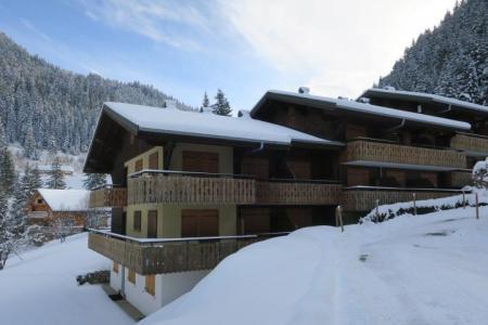 Rental Châtel : Résidence les Fioles winter