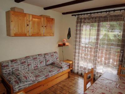 Location au ski Studio cabine 4 personnes (6) - Residence Les Fioles - Chatel - Canapé-gigogne