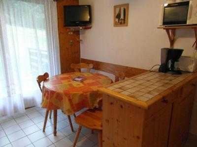 Rent in ski resort 3 room apartment sleeping corner 5 people (IRI005) - Résidence les Iris - Châtel - Apartment