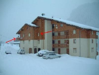 Location Châtel : Residence Les Jacinthes hiver