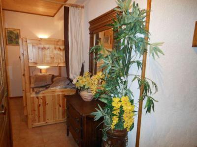 Rent in ski resort 3 room apartment sleeping corner 6 people (MAR001) - Résidence les Marguerites - Châtel - Sleeping area
