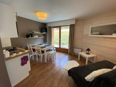 Location au ski Appartement 2 pièces coin montagne 6 personnes (4) - Résidence les Myrtilles - Châtel - Séjour