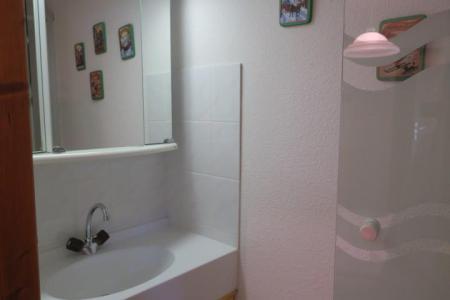 Location au ski Appartement 3 pièces 5 personnes (18) - Résidence les Myrtilles - Châtel - Salle d'eau