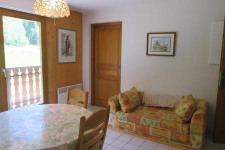 Location au ski Appartement 3 pièces 5 personnes (18) - Résidence les Myrtilles - Châtel - Séjour