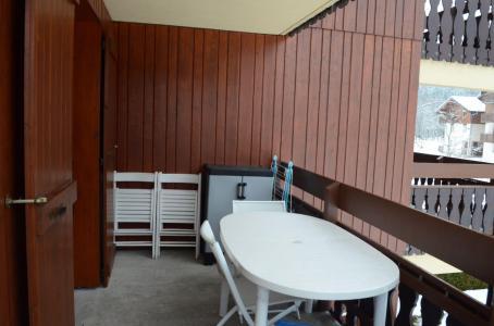 Rent in ski resort 2 room apartment cabin 5 people (PRA006) - Résidence les Praz - Châtel