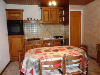 Rent in ski resort 2 room apartment 5 people (RHO307) - Résidence les Rhododendrons - Châtel - Kitchenette