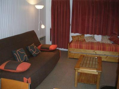 Location au ski Studio 3 personnes (RHO504) - Résidence les Rhododendrons - Châtel - Séjour