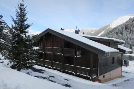 Location Châtel : Résidence les Rives du Lac hiver