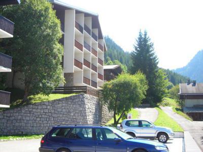 Location au ski Résidence les Seilles - Châtel