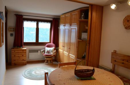Rent in ski resort 2 room apartment 4 people (007) - Résidence les Sorbiers - Châtel - Table