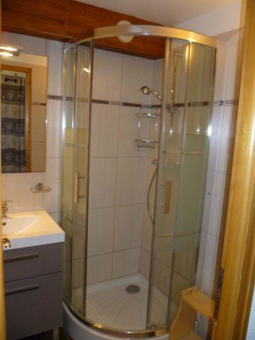 Rent in ski resort 2 room apartment sleeping corner 5 people (004) - Résidence les Sorbiers - Châtel - Bathroom
