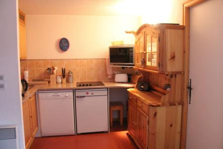 Rent in ski resort 3 room apartment 6 people (009) - Résidence les Sorbiers - Châtel - Kitchenette